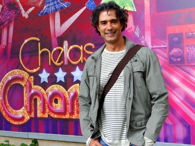 Fique ligado! Em breve, Marcos Pasquim vai entrar para o elenco de Cheias de Charme (Foto: Cheias de Charme / TV Globo)