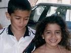 Anitta abre o baú e posta foto dela quando era pequena