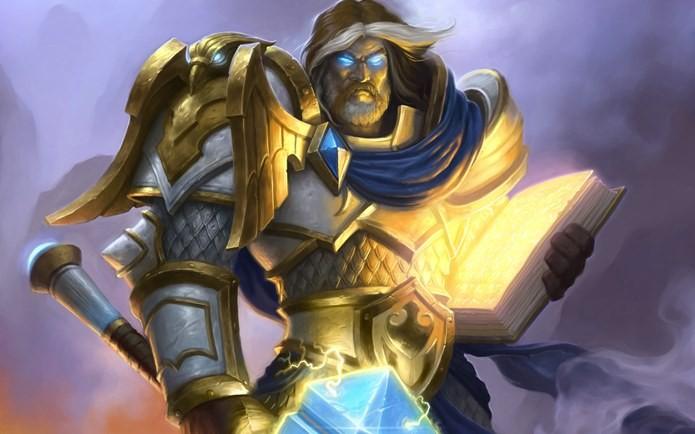 Uther possui muito poder de cura e consegue resistir bastante, fazendo o oponente gastar seus melhores ataques (Foto: Divulgação)