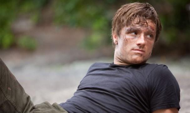 """Josh Hutcherson é um dos protagonistas de """"Jogos Vorazes"""" (Foto: Divulgação/Reprodução)"""