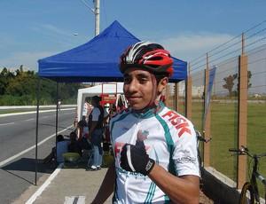 Murillo Tito ficou em 3º lugar na etapa realizada em Taubaté (Foto: Divulgação / Prefeitura de Cubatão)