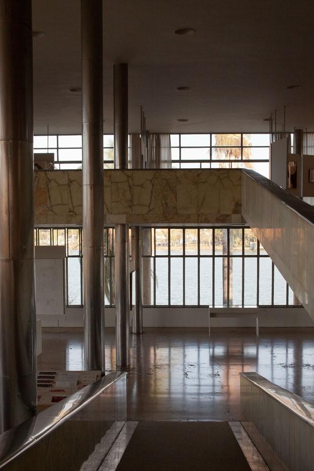 Conjunto da Pampulha, eleito patrimônio mundial da Unesco, aguarda reformas (Foto: Divulgação )