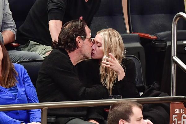 A atriz Ashley Olsen e o empresário Richard Sachs (Foto: Getty Images)