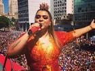 Já é carnaval! Famosos curtem blocos no Rio