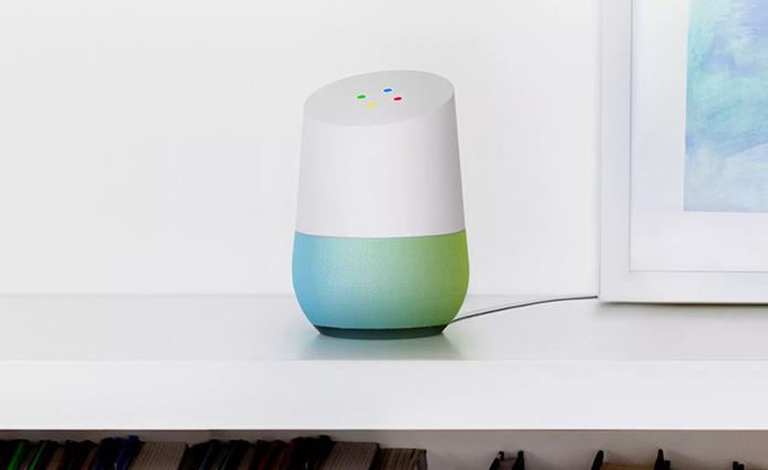 Acesso a todos os serviços e plataformas do Google é a grande vantagem do Google Home (Foto: Divulgação/Google)