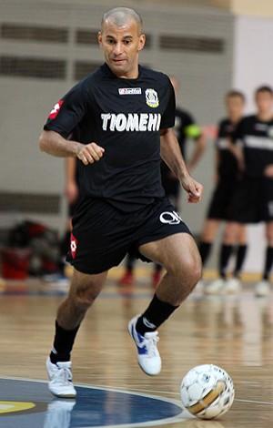 Afrânio, jogador de futsal piauiense (Foto: Arquivo Pessoal)