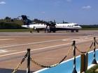 Em Ipatinga, avião realiza pouso de emergência após problemas técnicos