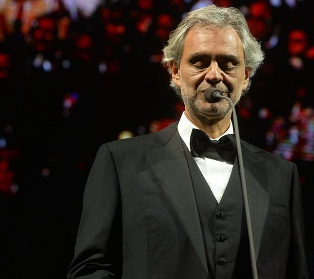 Andrea Bocelli (Foto: Francisco Cepeda/AgNews)