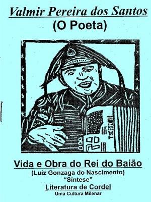 Cordel do poeta Valmir Pereira dos Santos (Foto: Divulgação/Arquivo Pessoal)