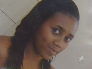 Polícia investiga morte da jovem na Bahia (Foto: Reprodução/ TVBA)