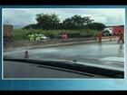 Motorista que causou acidente com morte na BR-050 está em estado grave