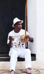 Mestre Caranguejo (Foto: Luciana Zacarias/Divulgação)