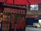 Cerveja era mais barata do que água (Maiana Belo / G1 Bahia)