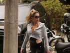 Jornalista de moda do EGO avalia o estilo das famosas na malhação diária