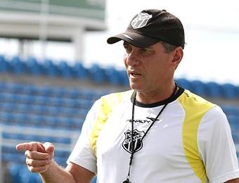 PC Gusmão, técnico do Ceará (Foto: Divulgação / CearáSC.com)