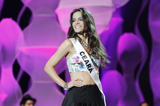 Melissa Gurgel, Miss Ceará (Foto: Luciano Gomes / EGO)
