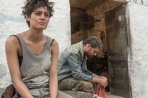 Sophie Charlotte e Cauã Reymond no filme Reza a Lenda (Foto: Marcos Camargo/Divulgação)