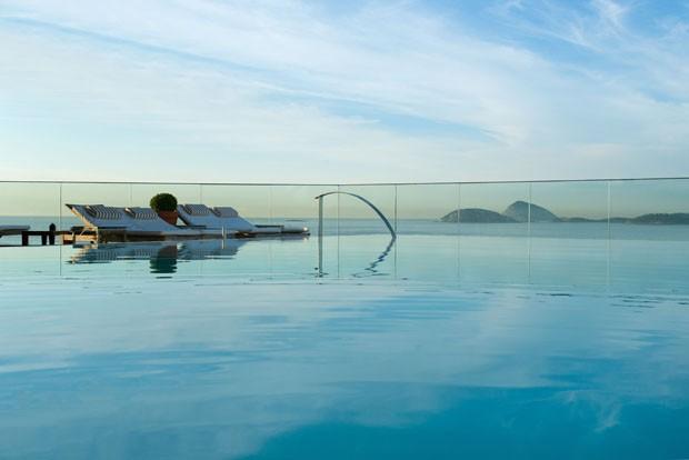 Conheça o spa do hotel Fasano, no Rio de Janeiro (Foto: divulgação)