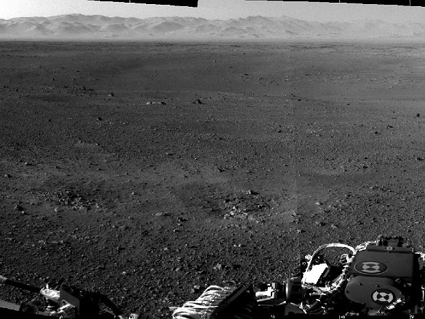 Curiosity alta (Foto: Nasa/JPL-Caltech)