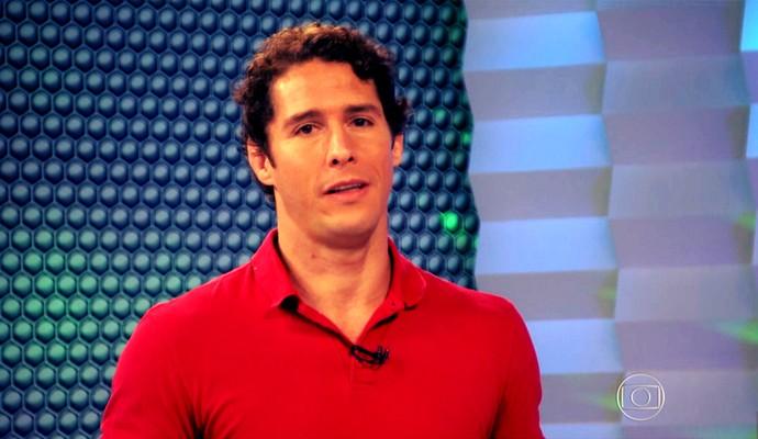 Flávio Canto no Esporte Espetacular (Foto: Reprodução TV Globo)