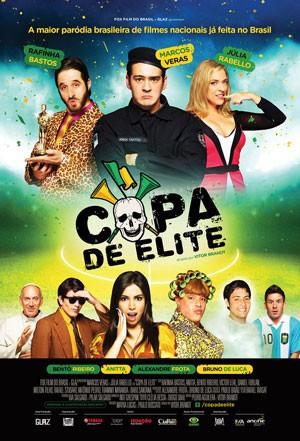 Pôster de 'Copa de elite' (Foto: Divulgação)