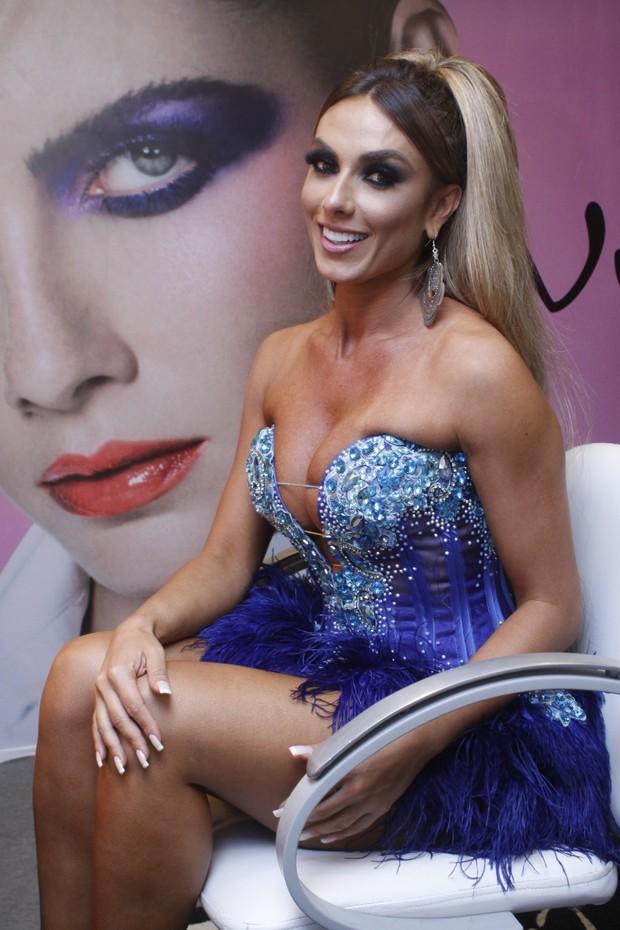 Nicole Bahls (Foto: Vera Donato / divulgação)