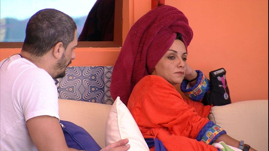 Daniel e Marinalva elogiam Ilmar: 'Ele é resistente mesmo'