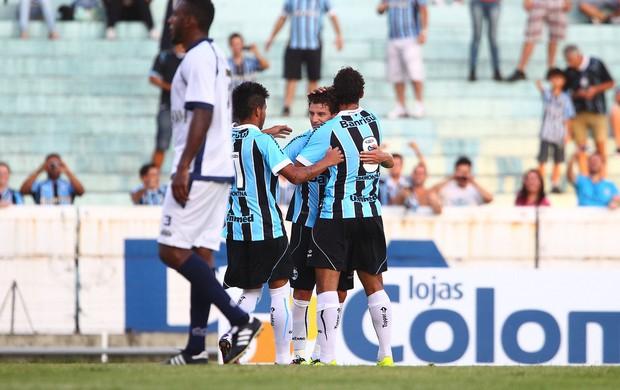 grêmio são josé (Foto: Lucas Uebel/Grêmio FBPA)