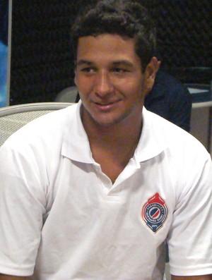 Laércio ainda não pensa em se profissionalizar no rúgbi (Foto: Paulo de Tarso Jr./Divulgação)