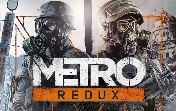 Metro Redux (Foto: Divulgação) (Foto: Metro Redux (Foto: Divulgação))