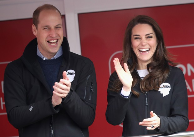 Príncipe William e Kate Middleton (Foto: Getty Images)