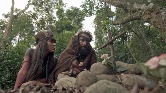 Autores de 'Novo Mundo' revelam o que move a relação de Jacira e Ferdinando