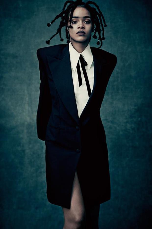 Rihanna lança oitavo disco, 'Anti' (Foto: Divulgação)