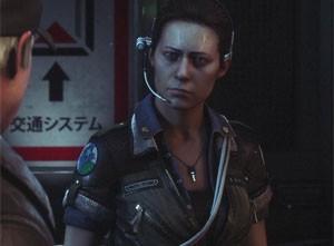 Em 'Alien: Isolation', jogador é Amanda Ripley, filha de Ellen Ripley do filme de 1979 (Foto: Divulgação/Sega)