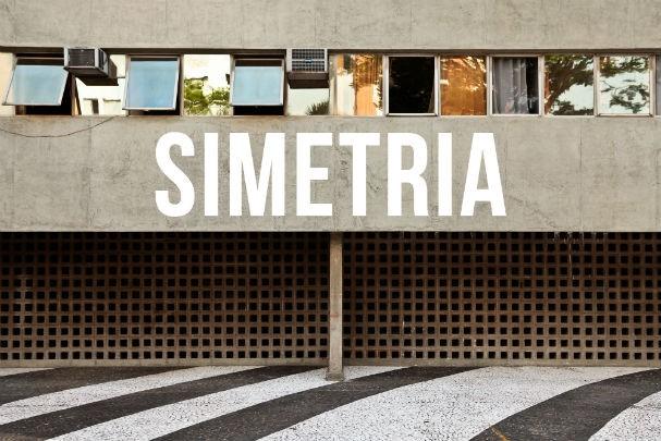 Simetria pode ser um bom artifício pra fotos de arquitetura, gastronomia, moda, retratos... (Foto: Flavio Teperman)