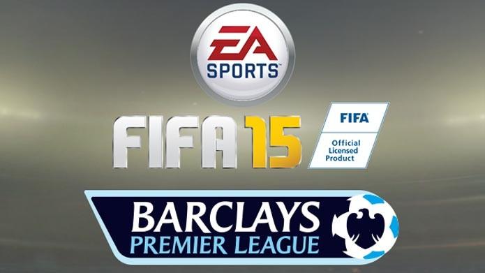 Premier League estará no Fifa 15 do Xbox 360 e PS3 (Foto: Divulgação)