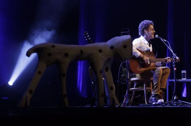 Nando tem mais uma apresentação em São Paulo no sábado (16) (Foto: Bruno Trindade)