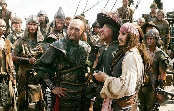 Piratas do Caribe: No Fim do Mundo (2007) (Foto: Divulgação)