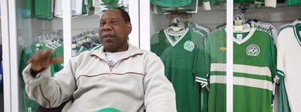 Janga, ex-jogador do clube, lembra a conquista do primeiro título catarinense
