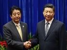 China e Japão têm primeira reunião em alto nível três anos