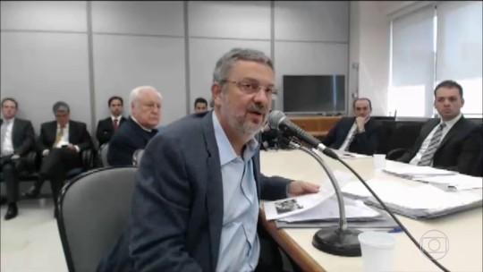 Todas as campanhas eleitorais tiveram caixa dois, diz Palocci a Moro