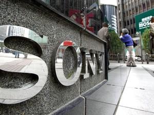 Sede principal da Sony em Tóquio, no Japão (Foto: Shizuo Kambayashi/AP)