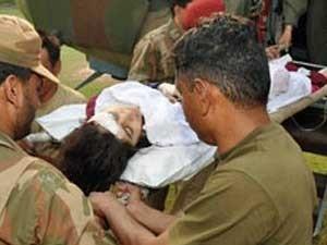 Estado de saúde de Malala Yousakzai é estável. Médicos conseguiram retirar a bala de sua cabeça. (Foto: AP Photo)