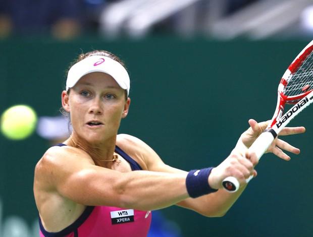 Tenista, Samantha Stosur, Moscou (Foto: Agência Reuters)