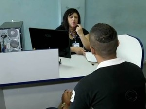 Volta Redonda, RJ, inicia 2014 com 468 vagas de emprego (Foto: Reprodução/TV Rio Sul)