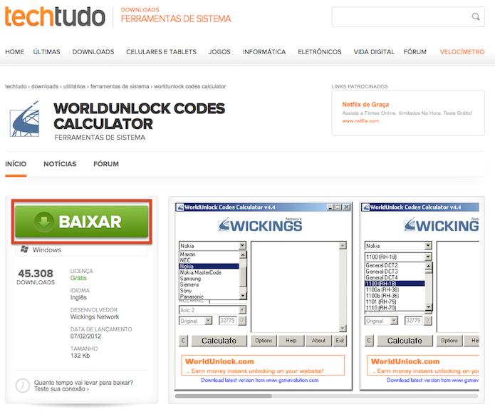 Unlocking world unlock code calculator v4.4