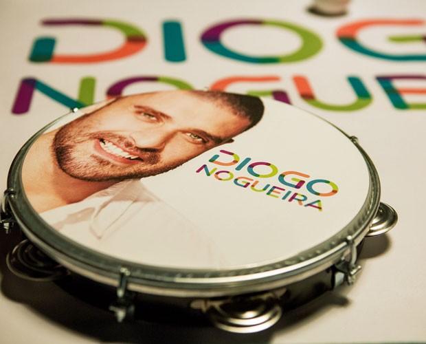 Diogo lança novo disco com inéditas (Foto: Isabella Pinheiro/Gshow)