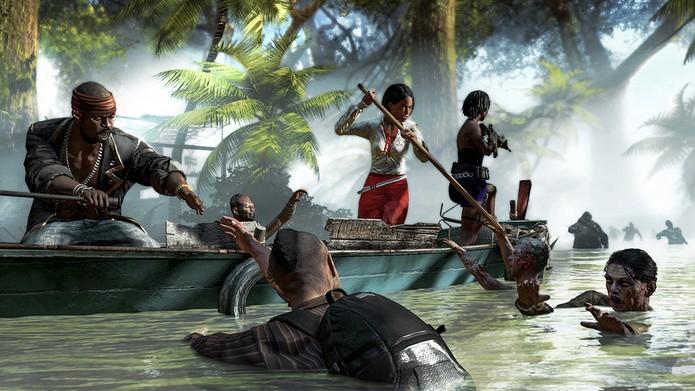 Dead Island (Foto: Divulgação/Deep Silver)