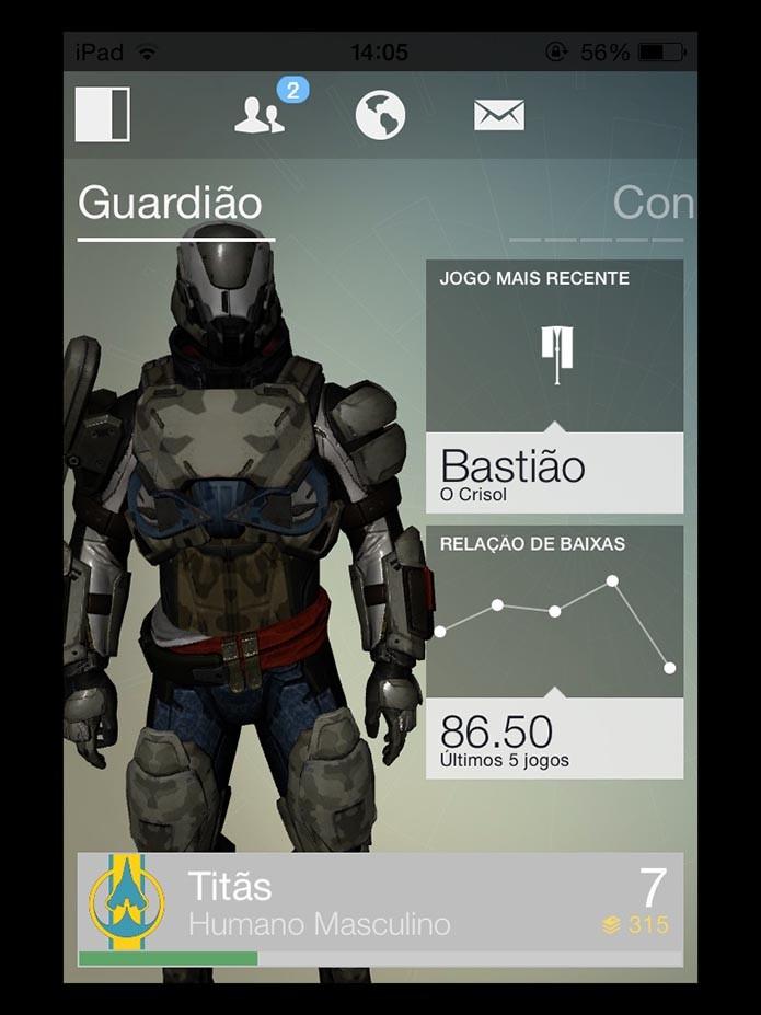 Veja seu guardião (Foto: Reprodução/Murilo Molina)