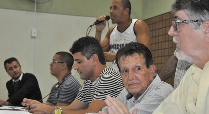 Luciano Viana é o novo presidente do Americano (Foto: Marcelo Esqueff/ Ururau)